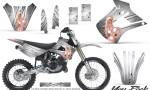 Kawasaki KX85 KX100 01 13 CreatorX Graphics Kit You Rock White NP Rims 150x90 - Kawasaki KX85 KX100 2001-2013 Graphics