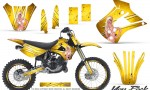 Kawasaki KX85 KX100 01 13 CreatorX Graphics Kit You Rock Yellow NP Rims 150x90 - Kawasaki KX85 KX100 2001-2013 Graphics