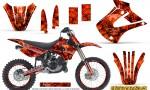 Kawasaki KX85 KX100 01 13 Inferno Red NP Rims 150x90 - Kawasaki KX85 KX100 2001-2013 Graphics