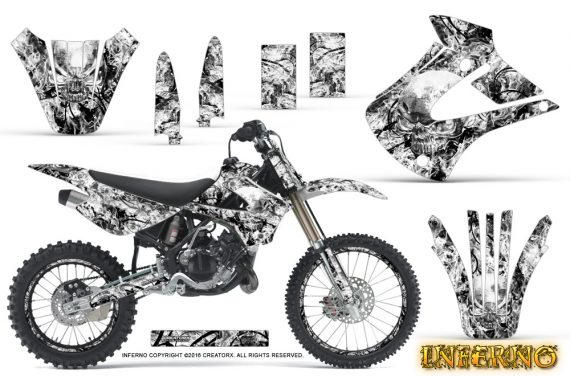 Kawasaki KX85 KX100 01 13 Inferno White NP Rims 570x376 - Kawasaki KX85 KX100 2001-2013 Graphics