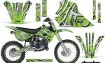 Kawasaki KX 80 100 95 97 Graphics Kit Deaden G NPS 150x90 - Kawasaki KX80 KX100 1995-1997 Graphics