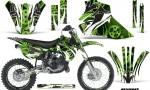 Kawasaki KX 80 100 95 97 Graphics Kit Expo WG NPs 150x90 - Kawasaki KX80 KX100 1995-1997 Graphics