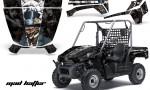 MadHatter Black Whitestripe Teryx 2010 Install 150x90 - Kawasaki Teryx 750 2007-2009 Graphics