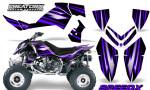 Outlaw 500 06 08 CreatorX Graphics Kit SpeedX Purple Black 150x90 - Polaris Outlaw 450/500/525 2006-2008 Graphics