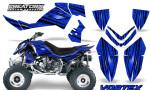 Outlaw 500 06 08 CreatorX Graphics Kit Vortex Black Blue 150x90 - Polaris Outlaw 450/500/525 2006-2008 Graphics