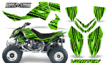 Outlaw 500 06 08 CreatorX Graphics Kit Vortex Black Green 150x90 - Polaris Outlaw 450/500/525 2006-2008 Graphics