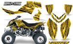 Outlaw 500 06 08 CreatorX Graphics Kit Vortex Black Yellow 150x90 - Polaris Outlaw 450/500/525 2006-2008 Graphics