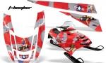 POLARIS EDGE AMR Graphics RED TBomber 150x90 - Polaris Edge Graphics