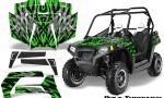 POLARIS RZR 800 2011 CreatorX Graphics Kit Bolt Thrower Green 150x90 - Polaris RZR 800 800s 2011-2014 Graphics