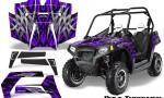 POLARIS RZR 800 2011 CreatorX Graphics Kit Bolt Thrower Purple 150x90 - Polaris RZR 800 800s 2011-2014 Graphics