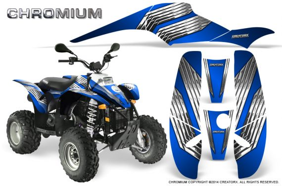 POLARIS Scrambler 500 Trailblazer 350 500 CreatorX Graphics Kit Chromium Blue 570x376 - Polaris Scrambler Trailblazer 1985-2009 Graphics