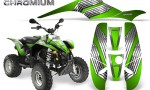 POLARIS Scrambler 500 Trailblazer 350 500 CreatorX Graphics Kit Chromium Green 150x90 - Polaris Scrambler Trailblazer 1985-2009 Graphics