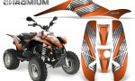 POLARIS Scrambler 500 Trailblazer 350 500 CreatorX Graphics Kit Chromium Orange 150x90 - Polaris Scrambler Trailblazer 1985-2009 Graphics
