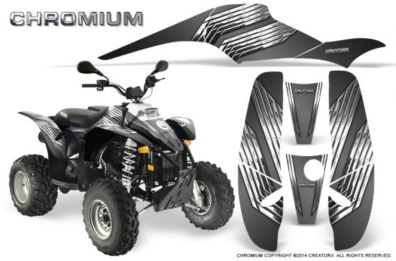 POLARIS Scrambler 500 Trailblazer 350 500 CreatorX Graphics Kit Chromium Silver 570x376 - Polaris Scrambler Trailblazer 1985-2009 Graphics