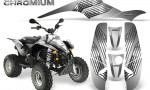 POLARIS Scrambler 500 Trailblazer 350 500 CreatorX Graphics Kit Chromium White 150x90 - Polaris Scrambler Trailblazer 1985-2009 Graphics