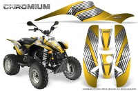 POLARIS-Scrambler-500-Trailblazer-350-500-CreatorX-Graphics-Kit-Chromium-Yellow