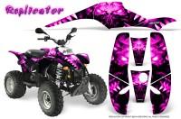 POLARIS-Scrambler-500-Trailblazer-350-500-CreatorX-Graphics-Kit-Replicator-Pink