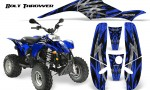 POLARIS Scrambler 500 Trailblazer 350 CreatorX Graphics Kit Bolt Thrower Blue 150x90 - Polaris Scrambler Trailblazer 1985-2009 Graphics