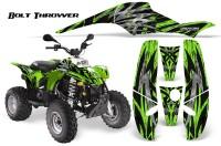 POLARIS-Scrambler-500-Trailblazer-350-CreatorX-Graphics-Kit-Bolt-Thrower-Green