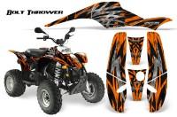 POLARIS-Scrambler-500-Trailblazer-350-CreatorX-Graphics-Kit-Bolt-Thrower-Orange