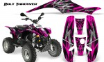 POLARIS Scrambler 500 Trailblazer 350 CreatorX Graphics Kit Bolt Thrower Pink 150x90 - Polaris Scrambler Trailblazer 1985-2009 Graphics
