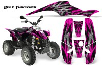 POLARIS-Scrambler-500-Trailblazer-350-CreatorX-Graphics-Kit-Bolt-Thrower-Pink