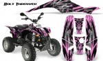 POLARIS Scrambler 500 Trailblazer 350 CreatorX Graphics Kit Bolt Thrower Pink Lite 150x90 - Polaris Scrambler Trailblazer 1985-2009 Graphics