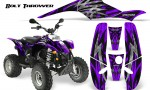 POLARIS Scrambler 500 Trailblazer 350 CreatorX Graphics Kit Bolt Thrower Purple 150x90 - Polaris Scrambler Trailblazer 1985-2009 Graphics