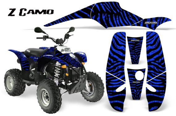 POLARIS Scrambler 500 Trailblazer 350 CreatorX Graphics Kit ZCamo Blue BB 570x376 - Polaris Scrambler Trailblazer 1985-2009 Graphics