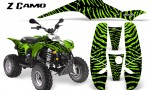 POLARIS Scrambler 500 Trailblazer 350 CreatorX Graphics Kit ZCamo Green 150x90 - Polaris Scrambler Trailblazer 1985-2009 Graphics