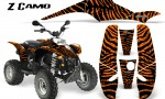 POLARIS Scrambler 500 Trailblazer 350 CreatorX Graphics Kit ZCamo Orange 150x90 - Polaris Scrambler Trailblazer 1985-2009 Graphics