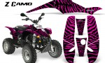 POLARIS Scrambler 500 Trailblazer 350 CreatorX Graphics Kit ZCamo Pink 150x90 - Polaris Scrambler Trailblazer 1985-2009 Graphics