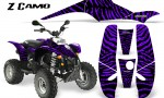 POLARIS Scrambler 500 Trailblazer 350 CreatorX Graphics Kit ZCamo Purple 150x90 - Polaris Scrambler Trailblazer 1985-2009 Graphics