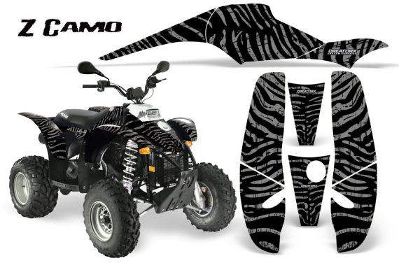 POLARIS Scrambler 500 Trailblazer 350 CreatorX Graphics Kit ZCamo Silver 570x376 - Polaris Scrambler Trailblazer 1985-2009 Graphics
