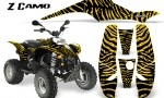 POLARIS Scrambler 500 Trailblazer 350 CreatorX Graphics Kit ZCamo Yellow 150x90 - Polaris Scrambler Trailblazer 1985-2009 Graphics