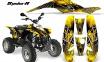 Polaris Scrambler Trailblazer Graphics 1985-2009