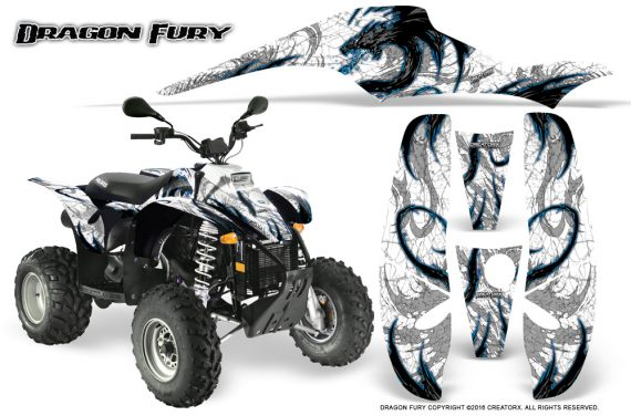 POLARIS Scrambler 500 Trailblazer 350 Graphics Kit Dragon Fury BlueIce White 570x376 - Polaris Scrambler Trailblazer 1985-2009 Graphics