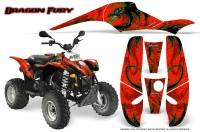 POLARIS_Scrambler_500_Trailblazer_350_Graphics_Kit_Dragon_Fury_Green_Red