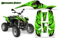 POLARIS_Scrambler_500_Trailblazer_350_Graphics_Kit_Dragon_Fury_Pink_Green