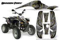 POLARIS_Scrambler_500_Trailblazer_350_Graphics_Kit_Dragon_Fury_Yellow_Silver