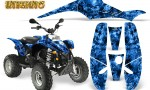 POLARIS Scrambler 500 Trailblazer 350 Graphics Kit Inferno Blue 150x90 - Polaris Scrambler Trailblazer 1985-2009 Graphics