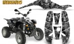 POLARIS Scrambler 500 Trailblazer 350 Graphics Kit Inferno Silver 150x90 - Polaris Scrambler Trailblazer 1985-2009 Graphics
