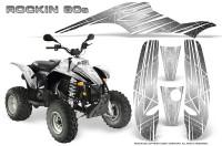 POLARIS_Scrambler_500_Trailblazer_350_Graphics_Kit_Rockin80s_White