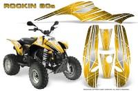 POLARIS_Scrambler_500_Trailblazer_350_Graphics_Kit_Rockin80s_Yellow