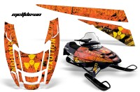 Polaris-EDGE-Chassis-AMR-Graphic-Kit-Yellow-Orange-MEltdown-POLARIS-EDGE-JPG