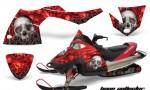 Polaris Fusion AMR Graphics Kit BC R 150x90 - Polaris Fusion 2005-2007 Graphics