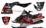 Polaris Fusion AMR Graphics Kit MH BR 150x90 - Polaris Fusion 2005-2007 Graphics