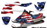 Polaris Fusion AMR Graphics Kit SS 150x90 - Polaris Fusion 2005-2007 Graphics