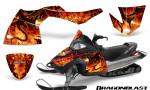 Polaris Fusion Graphics Kit Dragonblast 150x90 - Polaris Fusion 2005-2007 Graphics