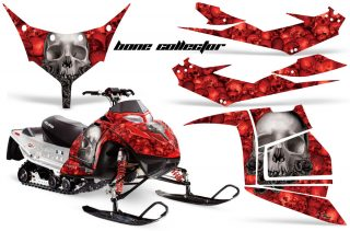 Polaris IQ Race AMR Graphic Kit RED BoneCollector JPG 320x211 - Polaris IQ Race 600 Graphics